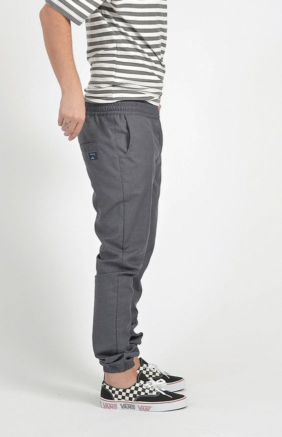 Deck Pant - Huffer : Pants | Needles and Threads  Shop now at Needles and Threads Ponsonby Store or Online at www.needlesandthreads.co.nz
