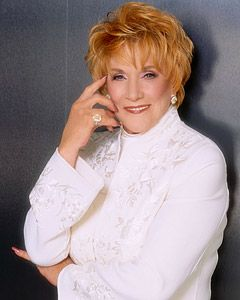 Jeanne Cooper- as Katherine Chancellor
