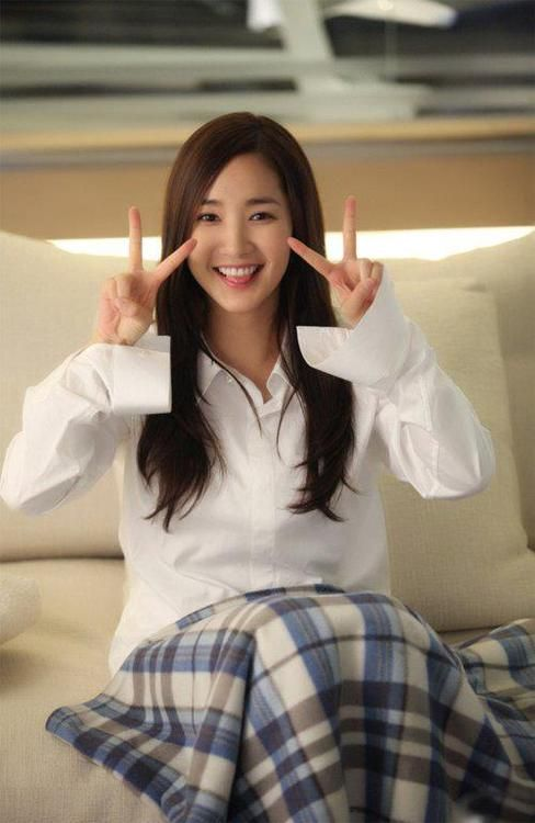 Park Min Young filming City Hunter