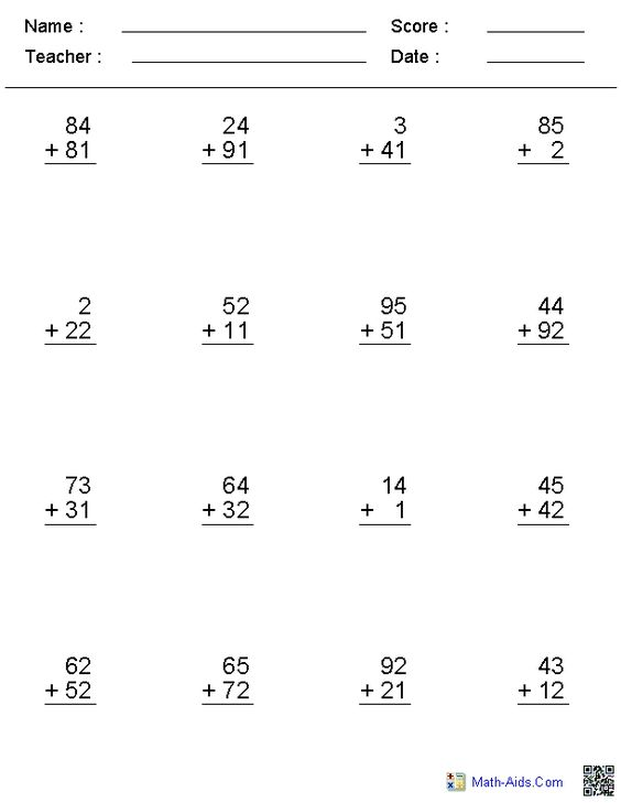 Subtraction Worksheets subtraction worksheets generator Free – Math Generator Worksheets