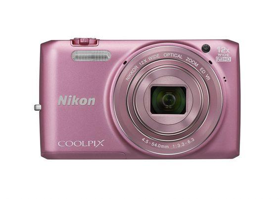 Fotocamera compatta oolpix Nikon