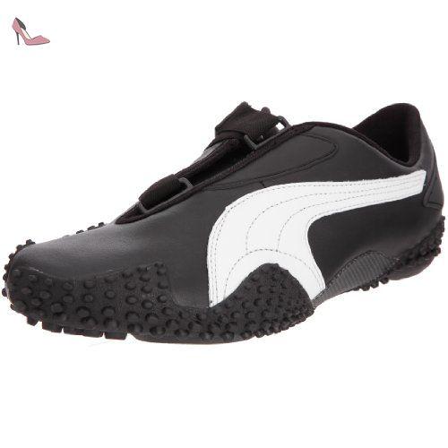 Puma Mostro L, Chaussures de sport homme - Noir (Black White), 41 ...