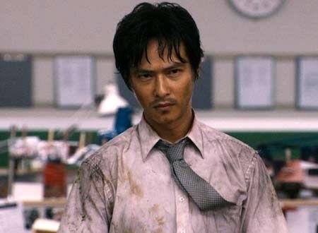 堺雅人のYシャツ