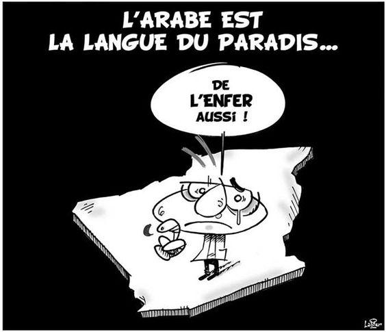 Vitamine (2016-09-13) Algérie : L'Arabe est la langue du paradis