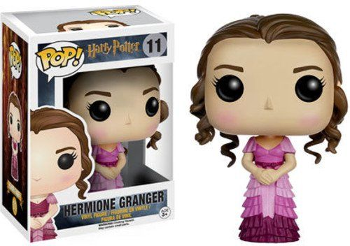 11 Yule Ball Hermione Granger Funko Pop