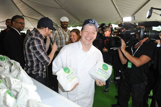 The very talented, Chef Paul Wahlberg.