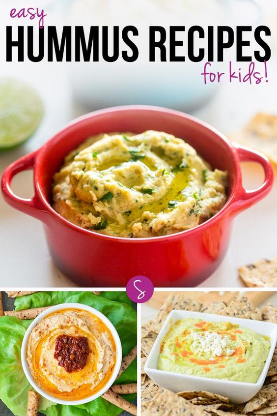 If you usually buy your hummus from the store you are going to be surprised at how easy it is to make at home, and how much more delicious homemade hummus recipes can be! Here are 12 easy hummus recipes for kids to get you started.