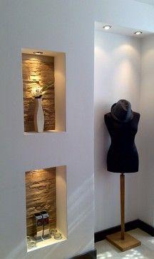 {Lovelace Files}: DIY Wall Niche!