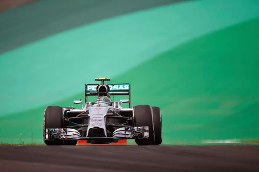 Another front-row lockout for MERCEDES AMG PETRONAS in Brazil! Congratulations to Nico Rosberg who thus... - https://plus.google.com/106129845850785943761/posts/Uu764TLnmCS