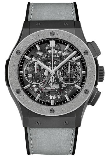 Hublot Classic Fusion Aerofusion Concrete Jungle