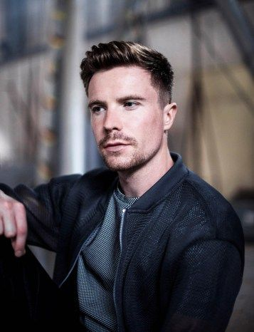 Joe Dempsie for British GQ