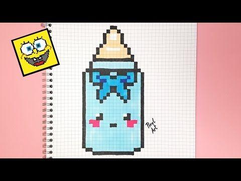 Comment Dessine Une Plume Youtube Pixel Art Graph Paper Drawings Paper Drawing