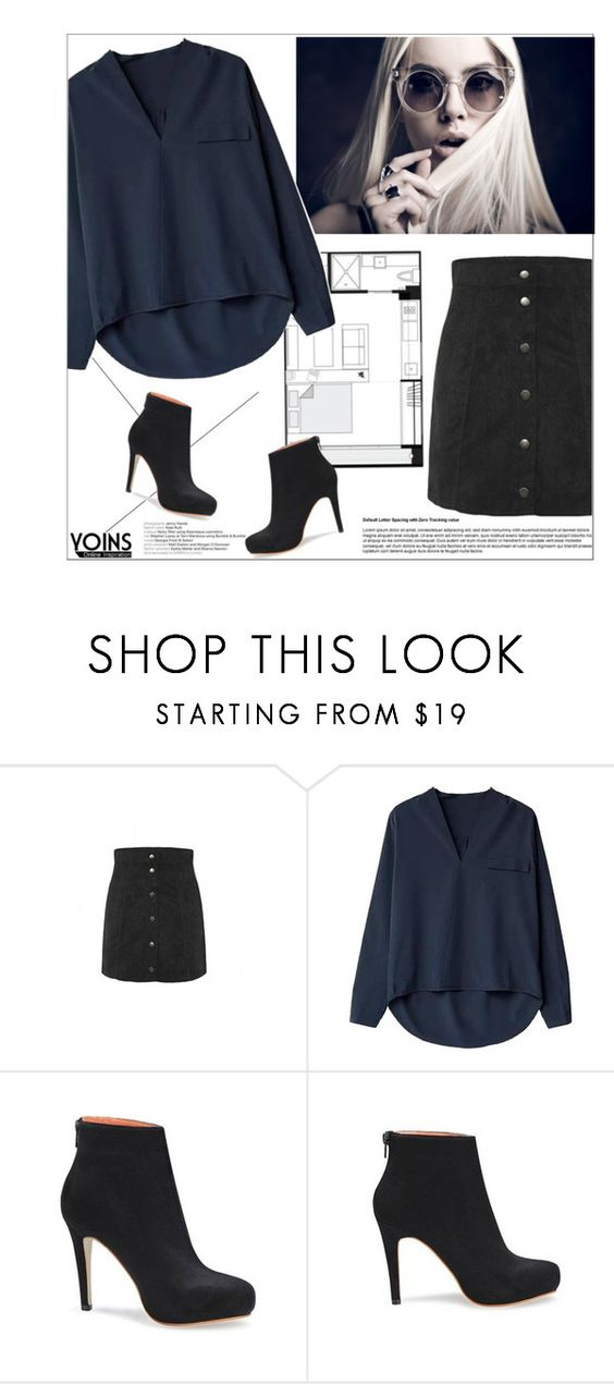 """""""In the midnight hour ~ Yoins 9"""" by hevsyblue2 ❤ liked on Polyvore featuring Packandgo and yoins"""