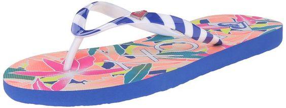 Amazon.com: Roxy Women's Mimosa V Sandal Flip-Flop: Clothing