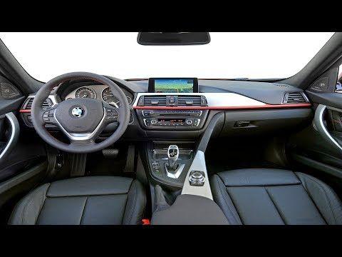 Bmw F30 335i Sedan Interior Design Youtube In 2020 Bmw 328i Bmw Sedan