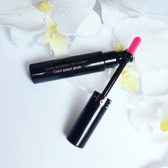 Gloss - Sephora. Hidratante e modifica conforme o PH dos lábios! #gloss #hidratante #rosa #sephora #makeup