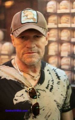 Michael Rooker is 61 today.