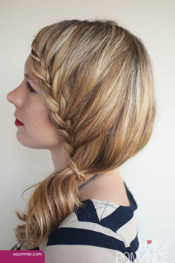 Peachy Easy Hairstyles For School Hairstyles For School And Easy Short Hairstyles Gunalazisus