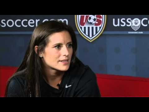 VIDEO: Part 1, Ali Krieger just before the 2011 Women's World Cup final. (The WNT Blog, U.S. Soccer)