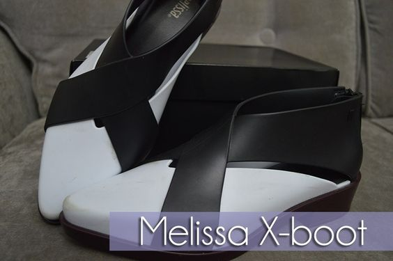 Melissa X-boot - Dance Machine