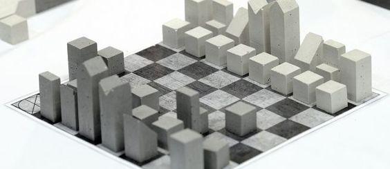 Шахматы из бетона бетон в костроме купить с доставкой от производителя