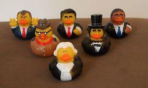 Presidential Ducks