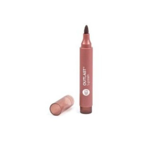 I'm learning all about CoverGirl Outlast Lipstain Cinnamon Smile at @Influenster!