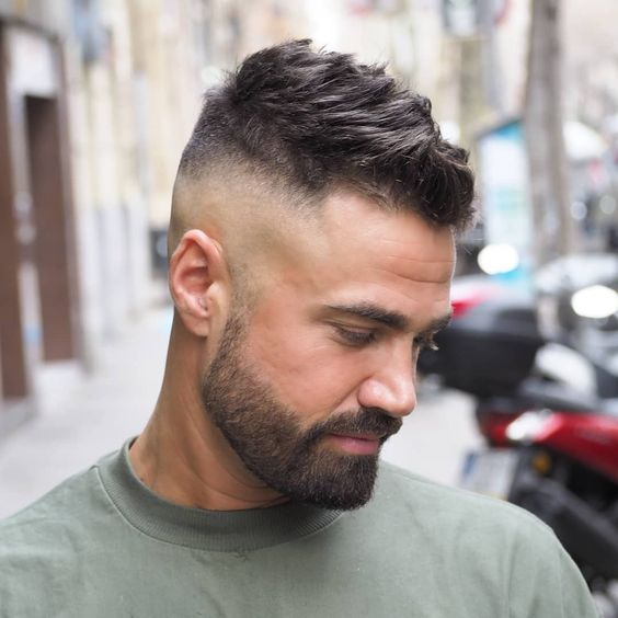 hairstyle,mens haircut