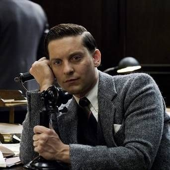 Image result for tobey maguire great gatsby haircut | Mens ...