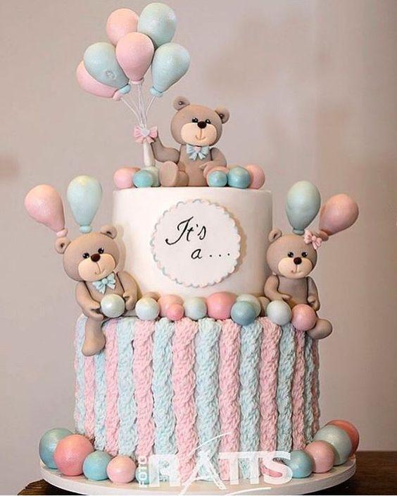 Babyparty-Kuchen#babyparty #babypartykuchen #kuchen