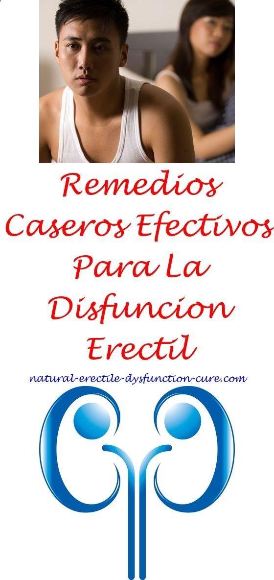 tratamientos efectivos para la disfunción eréctil