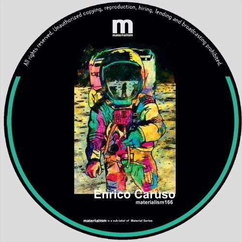 Enrico Caruso Hearted Snake Materialism Tech House Music