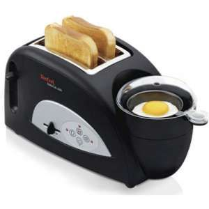 Tefal Toast N' Egg Toaster #gadget--Skinny people always inventing extra ways to cook the same damn thing, longer.