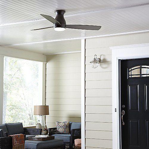 Hugh Ceiling Fan With Images Living Room Fans Living Room