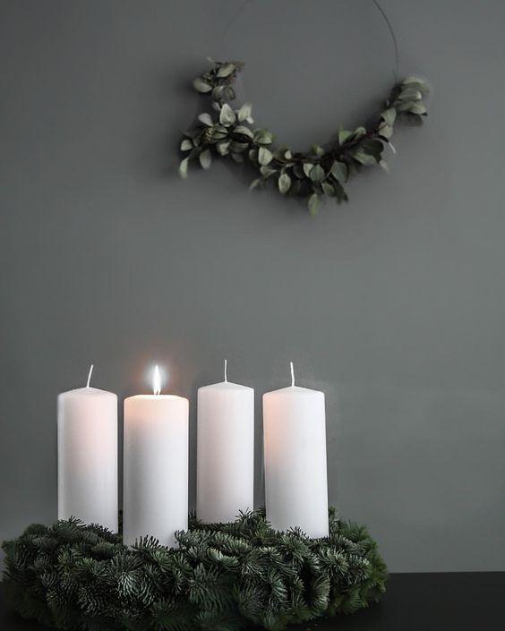 Advent. Simple. Modern