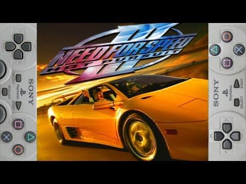 Need For Speed Iii Hot Pursuit Sony Playstation Tv Commercial