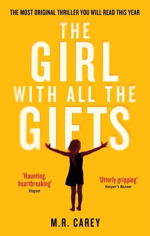 Title: The Girl With All The Gifts Author: M.R. Carey Publisher: Orbit Date of Publication: 19 June 2014 (paperback) Number of Pages: 460 Rating: 5 stars Disclaimer: Independent Choice Summary: Ev...