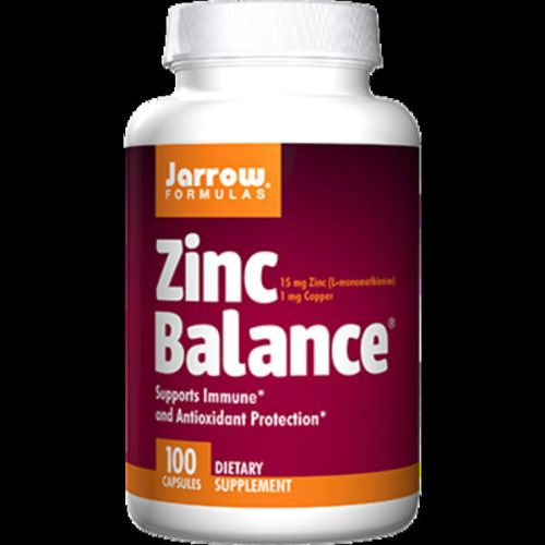 Jarrow Formulas Zinc Balance 15 Mg 100 Capsules Zb Nne Free 2 Day Ship Formula The 100 Dietary