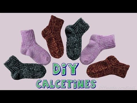 C mo tejer c mo hacer costura invisible dos agujas - Como hacer calcetines de lana ...