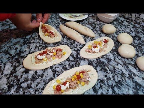فطائرأو خبيزات للفطور بشكل مميز وراقي بعجينة سحرية سريعة تجهز 30 دقيقة قبل الافطار شهيوات رمضان Youtube Cooking Recipes Food