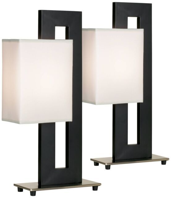 Set Of Living Room Table Lamps In 2020 Modern Accent Tables Modern Table Lamp Modern Living Room Table #table #lamp #sets #for #living #room