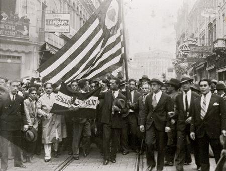 Revolução Constitucionalista de 1932: ontem e hoje | História Viva | Duetto Editorial