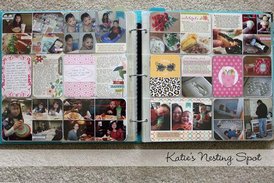 Katies Nesting Spot: Scrapbooking Cards, Katies Nesting