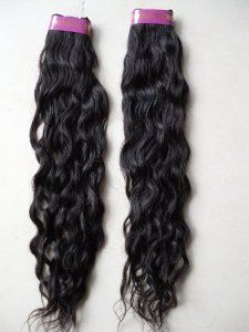 Wondepot Brazilian Virgin Hair Wave or Wefts Human Hair Extensions Loose Curly with Various Length (20'') by Wondepot. $63.99. REAL human hair is completely natural and no chemical processes are used. 12''-28'' Real Brazilian VIRGIN Hair wefts  loose curl #1b. No Tangling. weight: 100 grams. Top quality with 100% Brazilian hair. We offer only 100% REAL human hair. It is shipped out from our own factory where it is assembled and packaged. This is how we are able to provide a prod...
