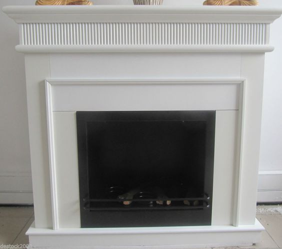 cheminee bio ethanol en bois. Black Bedroom Furniture Sets. Home Design Ideas