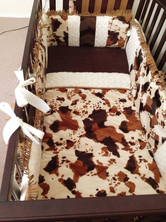 WeSTeRN RoCk STaR CoUNTrY BaBY BeDDiNG by ITBURNSBABY on Etsy, $260.00   holyyyyy next baby will rock this!!