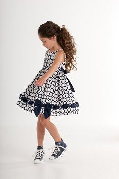 Our picks for Adorable Spring outfits right in time for #Easter! see more at http://www.fabzlist.com/Adorable-Biscotti-and-Kate-Mack #kidsfashion #springstyle