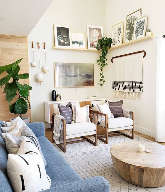 90 Clean And Warm Scandinavian Living Room Ideas That Are Popular On Houzz Pinterest Living Room Scandinavian Apartment Decor Home Decor