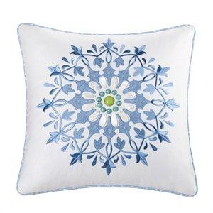 Sardinia Square Pillow