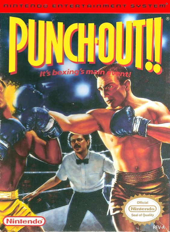 Punch Out!! - NES - Donated by Raul Carchi